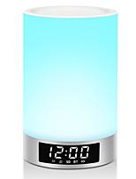 творческий красочный умный свет ночи многофункциональный беспроводной Bluetooth аудио автомобиля