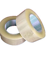 (Note Packing 2 Transparent Size 125m * 4.5cm *) Packaging Tape