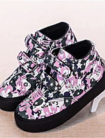 Boy's Sneakers Others PU Casual Green Pink