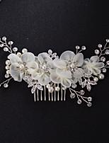 נשים בד כיסוי ראש-חתונה / אירוע מיוחד / קז'ואל / חוץ מסרקי שיער חלק 1