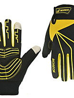 Sports Gloves Cycling Bike Full-finger Gloves  Winter Gloves UnisexAnti-skidding  Keep Warm  Wearable  Shockproof