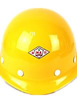 Haute résistance en fibre de verre casque (jaune)