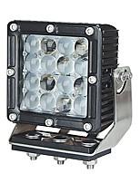 1pcs modelo super brilhante levou trabalho 8000lm luz conduziu a lâmpada de trabalho 9-80v tensão de funcionamento larga levou luz