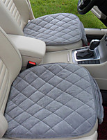 Car Seat Cushion Warm Winter Short Plush Four Miantao Backless Slip Single
