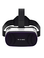Bluetooth Capacitive Touch Version Ultra HD 3D Virtual Reality Glasses for 4-6 Inch IOS Android Smartphone