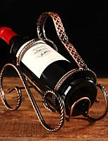 Casiers à Bouteilles Fonte,23*11*22CM Du vin Accessoires