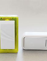 Household Remote Control Doorbell AC Digital Remote Control Doorbell