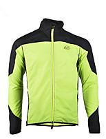 Sportovní Cyklodres Unisex Dlouhé rukávy Jezdit na kole Voděodolný Pláštěnka Nylon Klasický Léto Cyklistika/Kolo