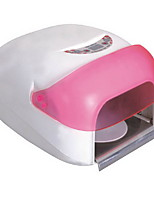Manicure Supplies Wholesale 36W with Fan Induction Lamp with Display Manicure Phototherapy Phototherapy Machine