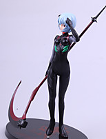 Neon Genesis Evangelion Ayanami Rei PVC 20cm Anime Action Figures Model Toys Doll Toy 1pc