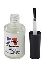 Manicure Dispergator Resurrection Piece Sol Agent False Nail Stick Unloading Unloading False Eyelashes Glue Solution