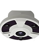 Strongshine@180 Degrees 960P Wide-Angle Array Infrared AHD Panorama Dome Camera