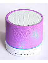 Crack Flash Colorful Bluetooth Speakers A Portable Wireless Card Sound Metal