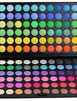 120 Eyeshadow Palette Matte / Shimmer Eyeshadow palette Cream Large Daily Makeup 120-1#