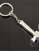 мини-инструменты лопатой брелка творческий автомобиля металлический брелок для ключей кулон