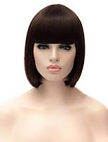peluca de la fibra populares de Europa y nueva de alta calidad