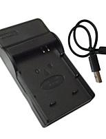 cámara móvil cargador de batería 07a micro USB para Samsung SLB-07A PL150 ST500 ST550 ST600 ST50 ST45