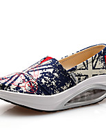 Women's Loafers & Slip-Ons/Canvas/Fitness Shoes/Ultra Light/Airbag/Shake Shoe