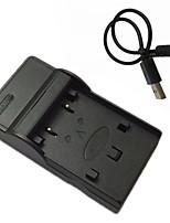 micro usb caméra mobile chargeur de batterie 2l pour Canon NB-2l eos 350d 400d g7 g9 s80 MVX200i MVX330i