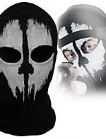 Балаклава призрак череп маска для лица велосипед шлем мотоцикла капюшоном лыжный спорт шеи маска для лица Хэллоуин 6nfj ужас