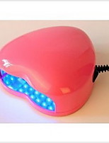 Manicure tools phototherapy nail glue  heart-shaped LED phototherapy machine barbie chloden oil glue lamp
