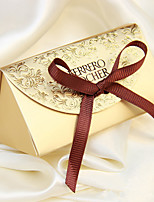 The Creative Golden Typical Wedding Candy Box (Set of 12) Tile Delivery