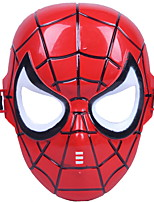 Halloween Props Supplies Children 'S Masks Masquerade Masks Animation Cartoon Spiderman   Festival Mask Party Cosplay
