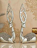 Animaux / Niches Polyrésine Moderne/Contemporain / Traditionnel / Bureau / Affaires Intérieur Accessoires décoratifs