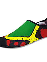 Unisex Athletic Shoes Spring / Summer / Fall Comfort / Jelly Fabric Outdoor / Athletic Flat Heel Slip-on Yellow / Green / OrangeWater