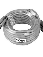 Woshida 5010 10 M Video Power Cord with a Power Cord Diameter 5.0 MM