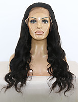7A Grade Unprocessed Brazilian Full Lace Human Hair Wigs Body Wave Virgin Hair with Baby Hair for Black Women