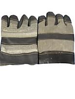 des gants de protection à haute résistance thermique de soudage de soudage 2 paires conditionnées pour la vente
