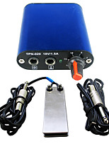 Solong tattoo Mini tattoo power supply Foot Pedal Clip Cord for machine  kit  P162-3