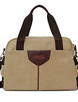 Men Canvas / Nylon Office & Career Tote