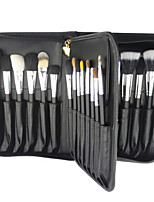 29 Makeup Brushes Set Professional / Portable Wood Face/Eye / Lip Black