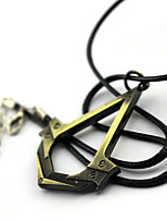 Más Accesorios Inspirado por Assassin's Creed Connor Anime/Videojuego Accesorios de Cosplay Más Accesorios Dorado / Plata Aleación Unisex