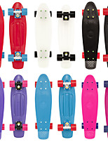 Standard Skateboards Aluminium Alloy White Black Pink Red Purple Blue 22 Inch