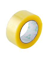 (Note Packing Three Sizes 10000 Cm * 4.5cm *) Transparent Sealing Tape