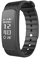 Smart BraceletWater Resistant/Waterproof / Long Standby / Health Care / Sports / Heart Rate Monitor / Sleep Tracker / Community Share /