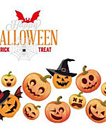 1pc hallowmas autocollants décorent hallowmas fête costumée