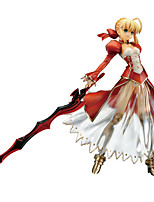 Fate/stay night Saber PVC 20cm Anime Action Figures Model Toys Doll Toy 1pc