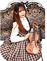 Skirt Sweet Lolita Lolita Cosplay Lolita Dress Brown Plaid Sleeveless Medium Length Dress For Women Woolen