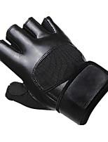 тренажерный зал перчатки (черный л)