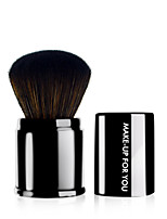 1 Blush Brush Synthetic Hair Professional / Travel / Portable Plastic Face MAKE-UP FOR YOU