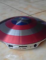 Circular UFO Bluetooth Speaker Multi Function Mini Car Audio