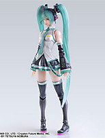 Vocaloid Hatsune Miku PVC 25cm Anime Action Figures Model Toys Doll Toy 1pc