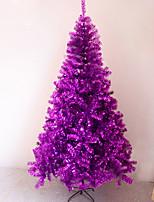 фиолетовый Рождественская елка 150см шифрования Рождественский пакет 1,5 м Рождественская елка