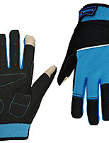 Gloves Sports Gloves Unisex Cycling Gloves Autumn/Fall / Winter Bike GlovesKeep Warm / Anti-skidding / Shockproof / Breathable /