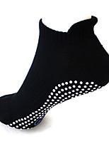 ms chaussettes de suspension de sports antidérapantes course chaussettes