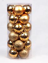 1шт рождества повесить украшения мяч для костюма рождественской вечеринки